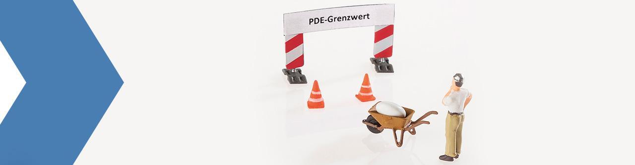 Grundlage der Reinigungsvalidierung: PDE-Grenzwertsetzung