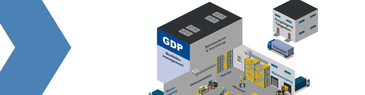 Verantwortliche Person nach GDP beim Logistikdienstleister