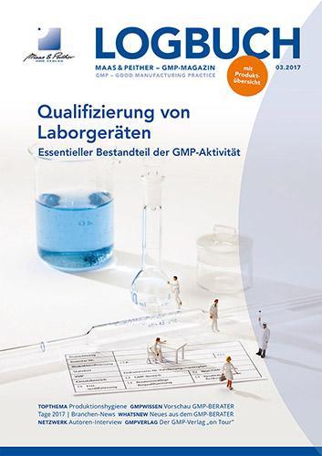 LOGBUCH 3/2017: Qualifizierung von Laborgeräten