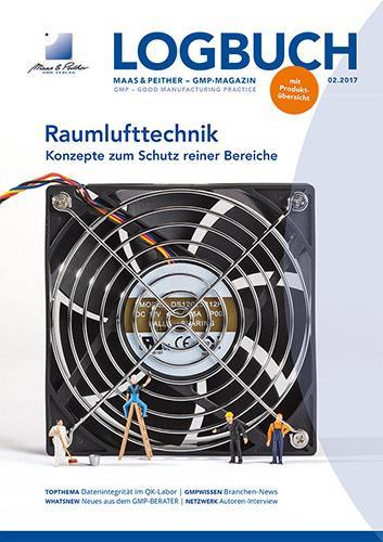 LOGBUCH 2/2017: Raumlufttechnik