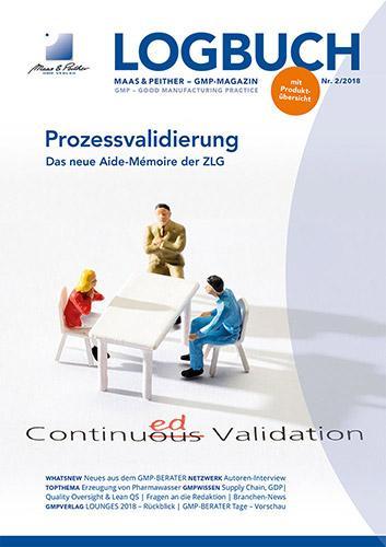 LOGBUCH 2/2018: Prozessvalidierung
