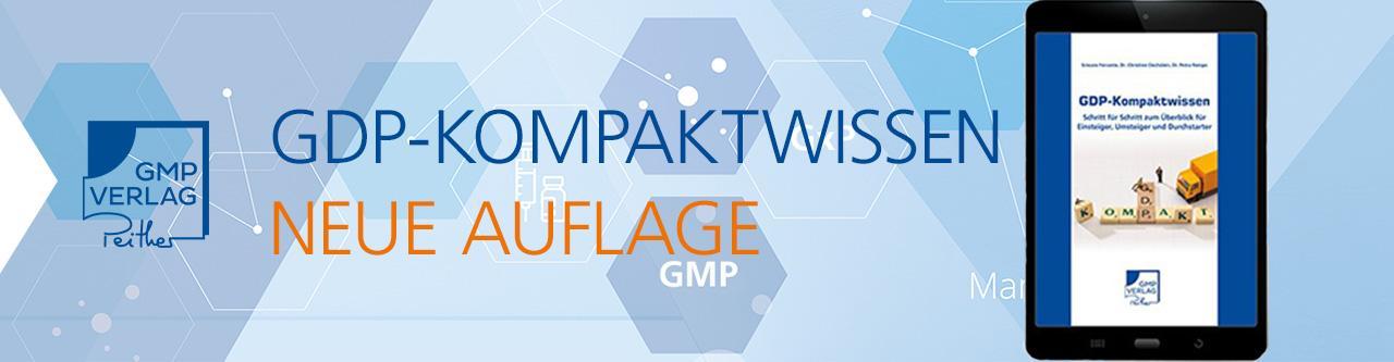 GDP-Kompaktwissen erscheint in neuer, aktualisierter Auflage
