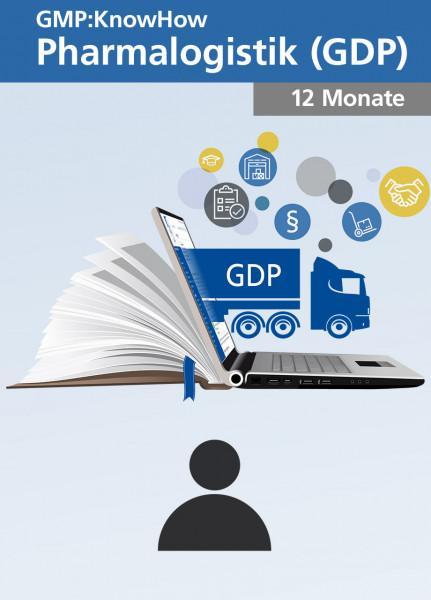 GMP:KnowHow Pharmalogistik (GDP)