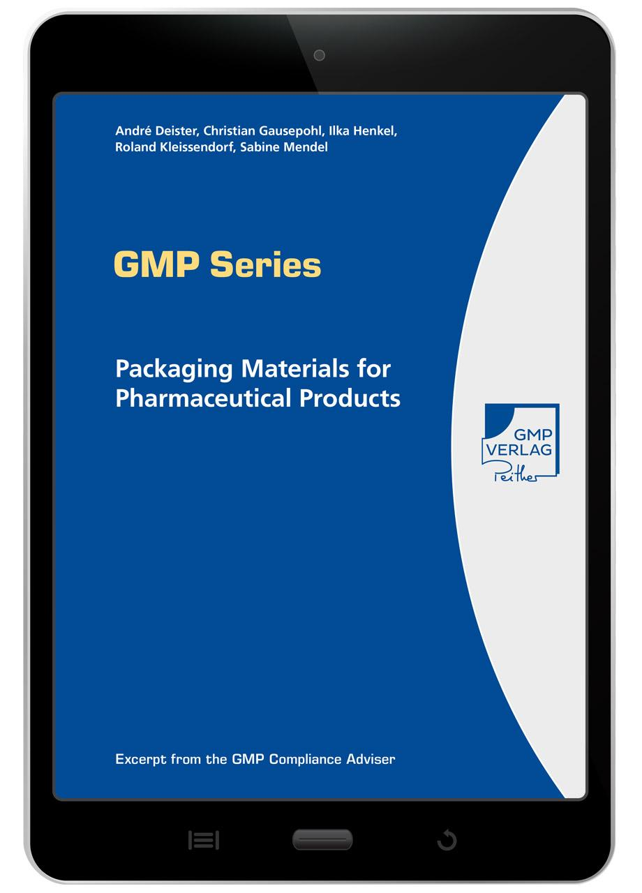 E-Book: Packaging Materials for Pharmaceutical Products