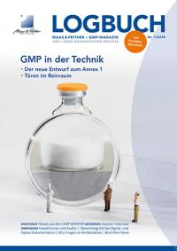 LOGBUCH 1/2018: GMP in der Technik