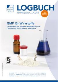 LOGBUCH 2/2020: GMP für Wirkstoffe