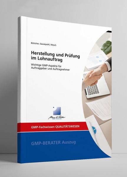 Herstellung und Prüfung im Lohnauftrag (Print)