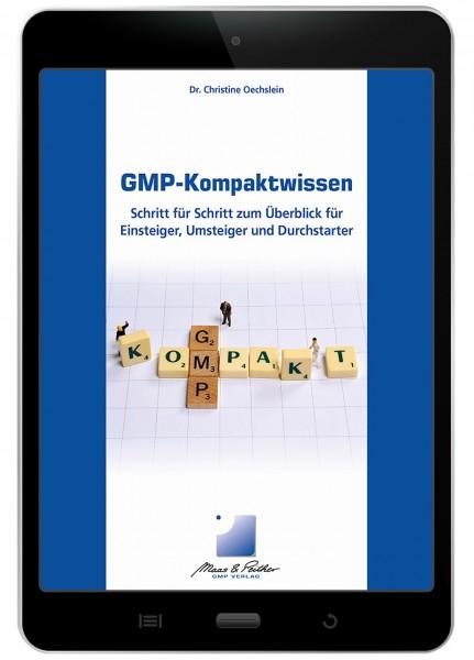 GMP-Kompaktwissen (E-Book)