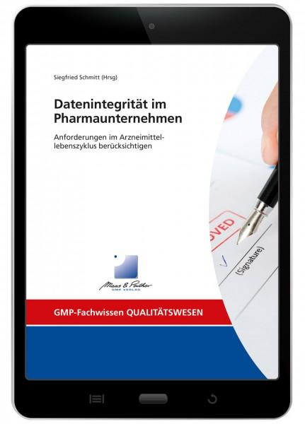 Datenintegrität im Pharmaunternehmen (E-Book)