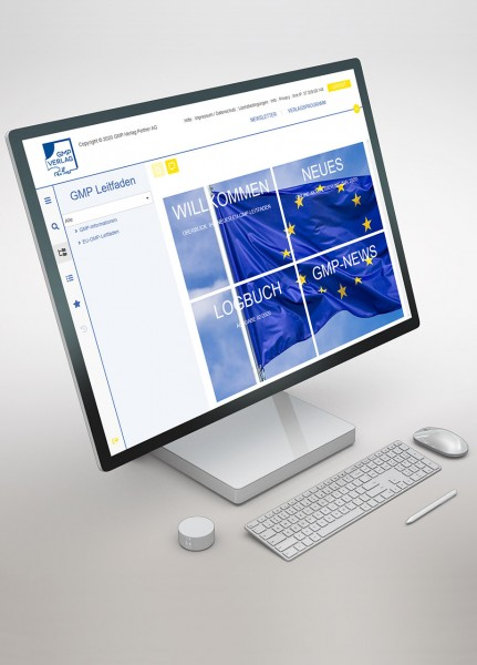 EU-GMP-Leitfaden Online - Personenlizenz (jährlich)