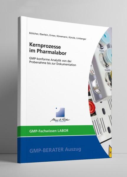 Kernprozesse im Pharmalabor (Print)