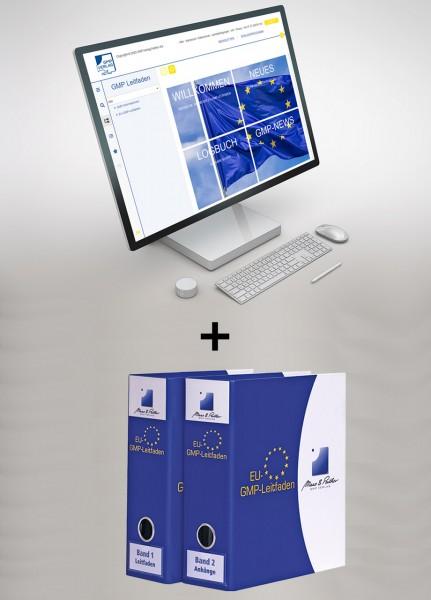 EU-GMP-Leitfaden Papier + Online (jährlich)