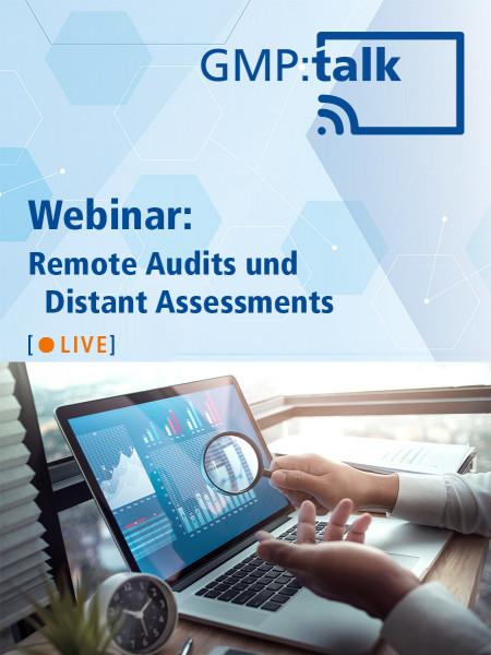 Webinar: Remote Audits und Distant Assessments | 2.11.21, 15.30 – 17:00 Uhr