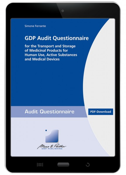 GDP Audit Questionnaire