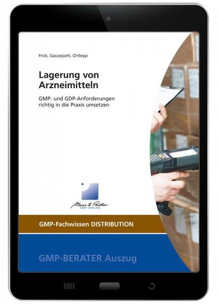 Lagerung von Arzneimitteln (E-Book)