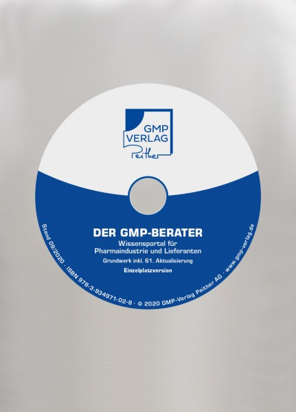 GMP-BERATER CD-ROM