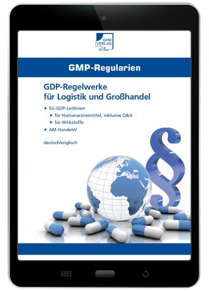 GDP-Regelwerke für Logistik und Großhandel (Download)