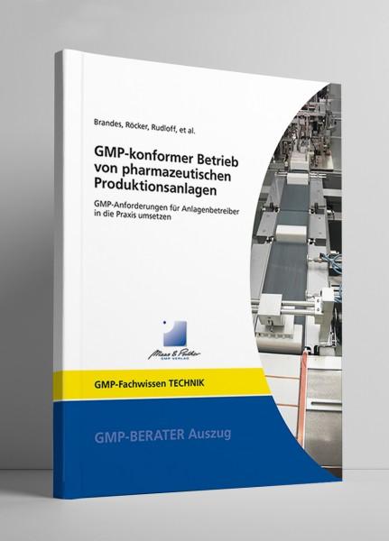 GMP-konformer Betrieb von pharmazeutischen Produktionsanlagen (Print)