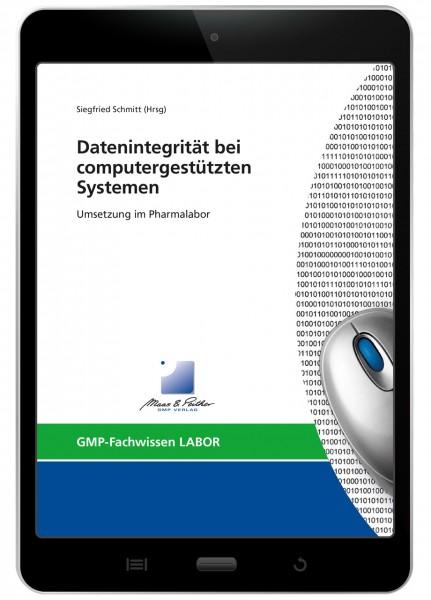 Datenintegrität bei computergestützten Systemen (E-Book)