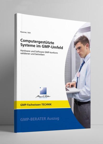 Computergestützte Systeme im GMP-Umfeld (Print)