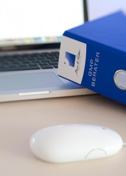 GMP-BERATER Papier + Online Personenlizenz (jährlich)
