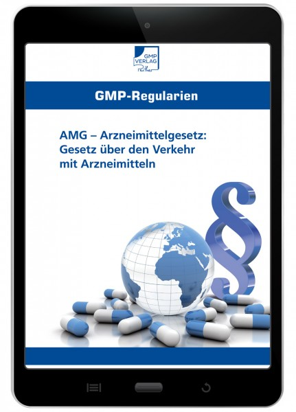 Arzneimittelgesetz (AMG) - E-Book