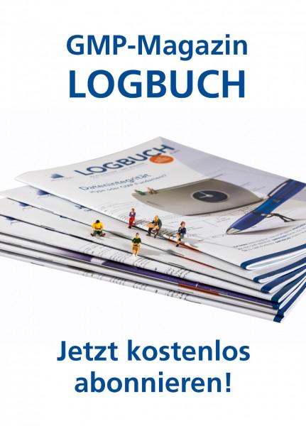 GMP-Magazin LOGBUCH