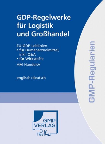 GDP-Regelwerke für Logistik und Großhandel (Print)