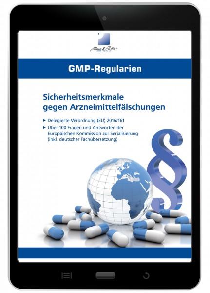 Sicherheitsmerkmale gegen Arzneimittelfälschungen