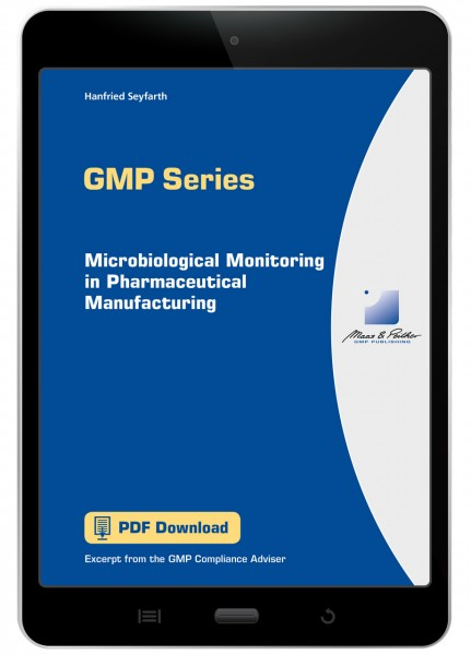 Microbiological Monitoring in Pharmaceutical Manufacturing